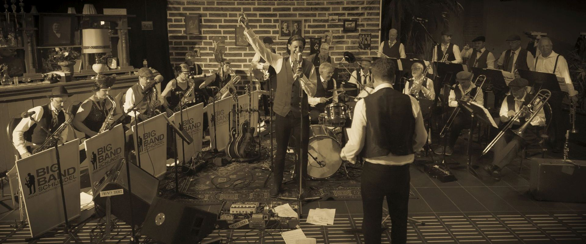 Big Band Schijndel – Vintage Swing Orchestra