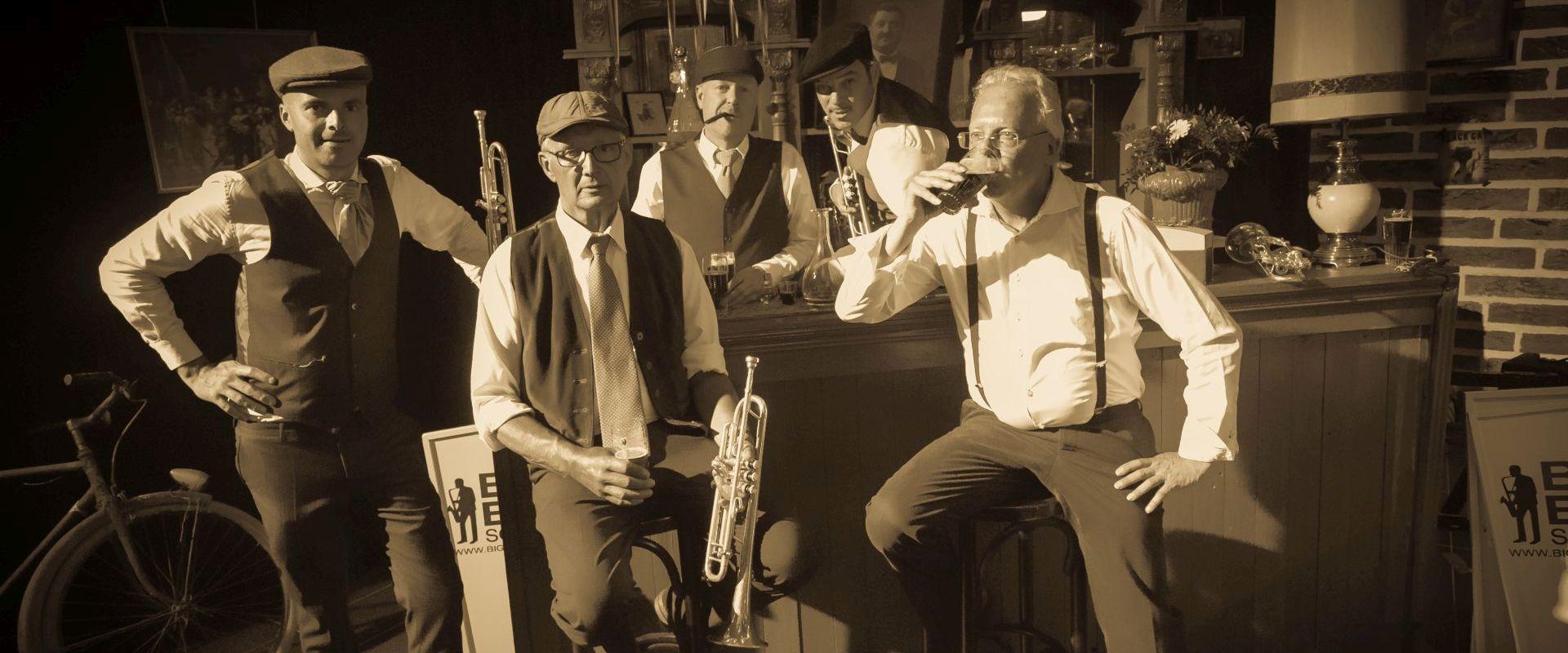 The Shiny Trumpets
